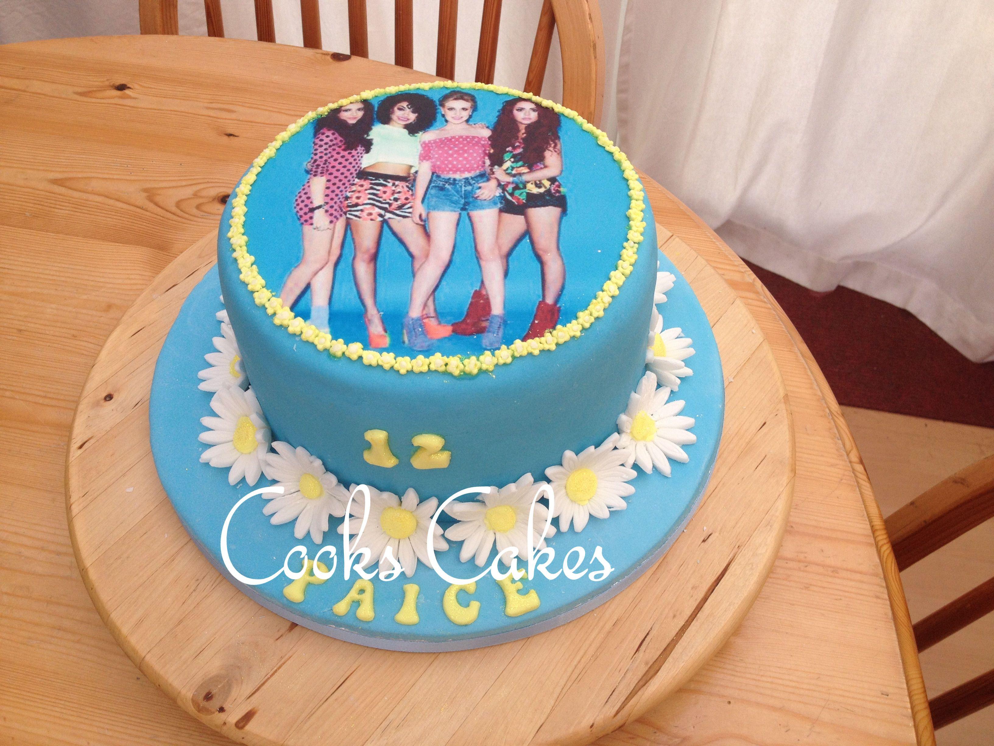 Little Mix Birthday Cake Little Mix Cake