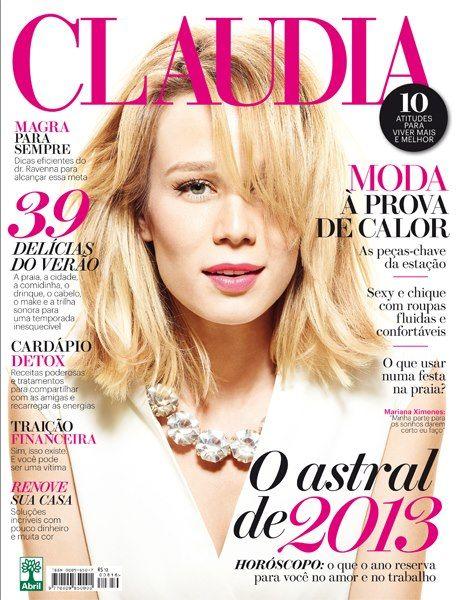 Mariana Ximenes é a estrela da primeira edição de 2013