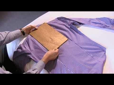 How To Pack A Dress Shirt