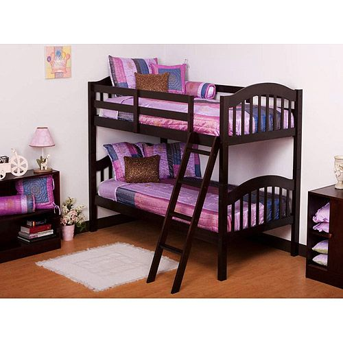 Storkcraft Long Horn Bunk Bed  Espresso  Kids    Teen Rooms   Walmart. Storkcraft Long Horn Bunk Bed  Espresso  Kids    Teen Rooms