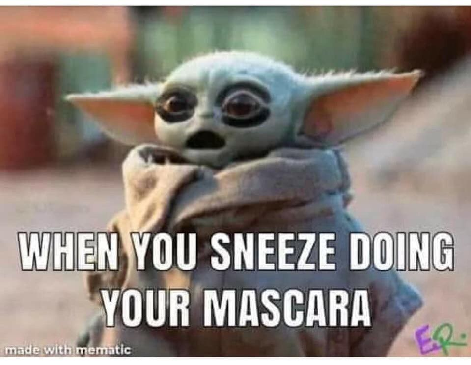 Baby Yoda Memes On Instagram Opsie Dopsie Did This Ever Happened To You This Always Happens To Babyyodamemester Yoda Meme Yoda Funny Yoda