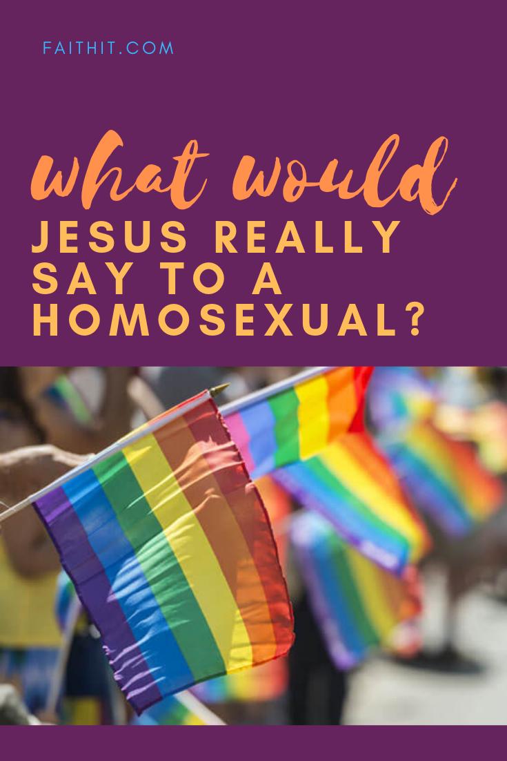 Christians sharing faith with gays