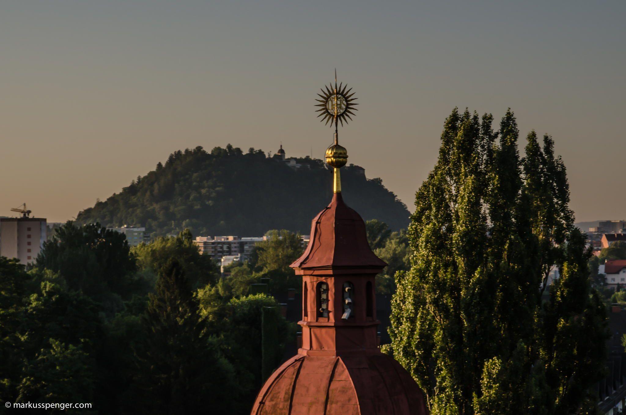 Sunrise Graz by Markus Spenger 500px