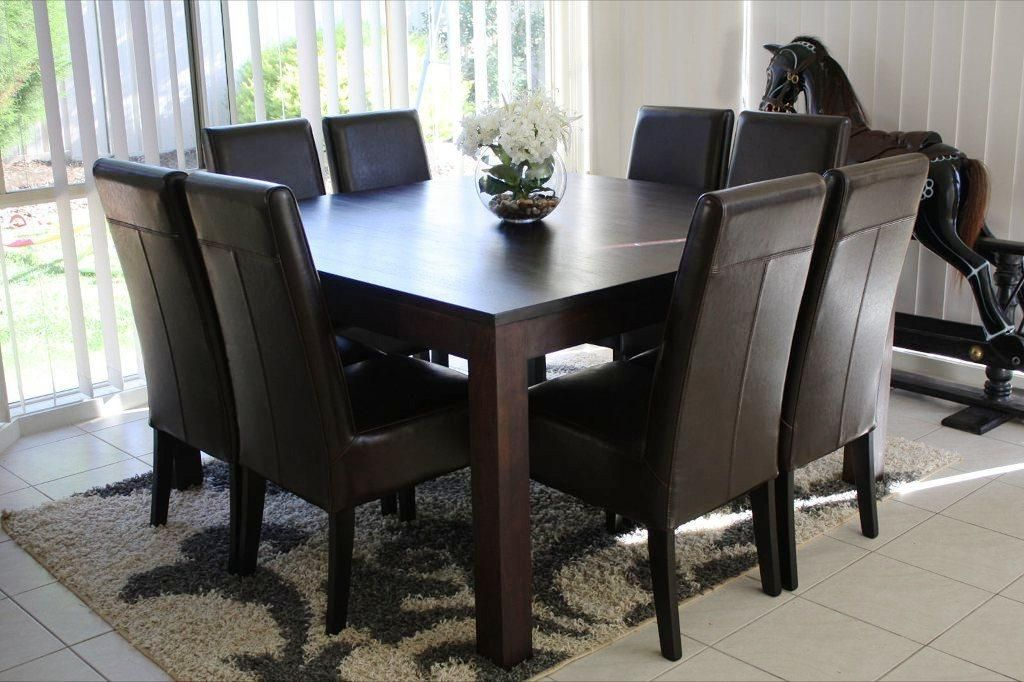 Square Dining Table For 8 28 Images Beautiull Black