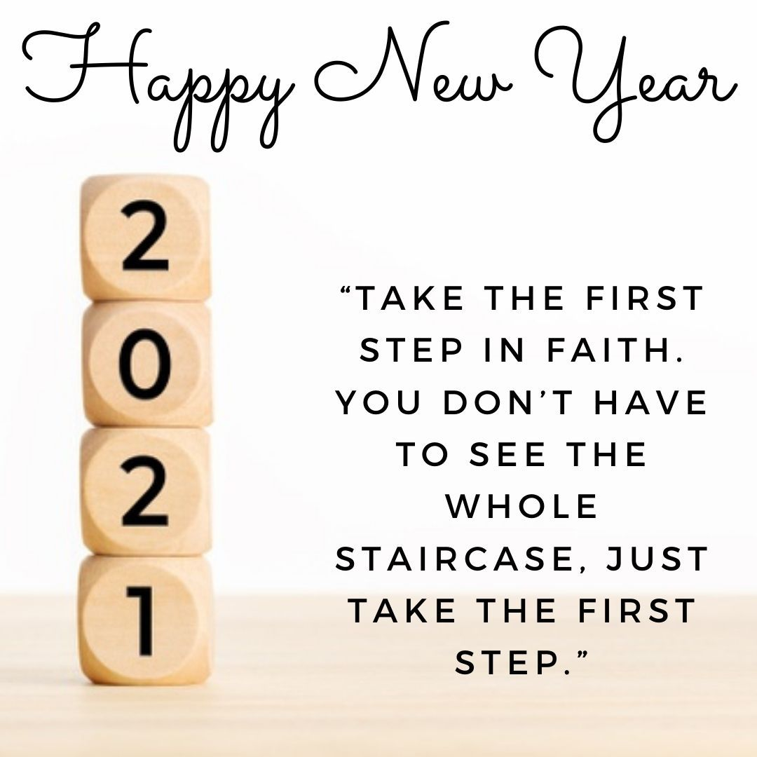 Positive new years resolutions life 2021, quotes
