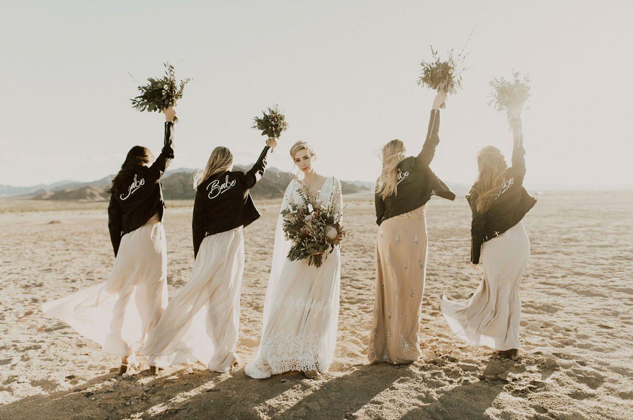 Salt Flats Pop Up Wedding In The California Desert Green Wedding Shoes California Desert Wedding California Wedding Small Bridal Parties [ 864 x 1300 Pixel ]