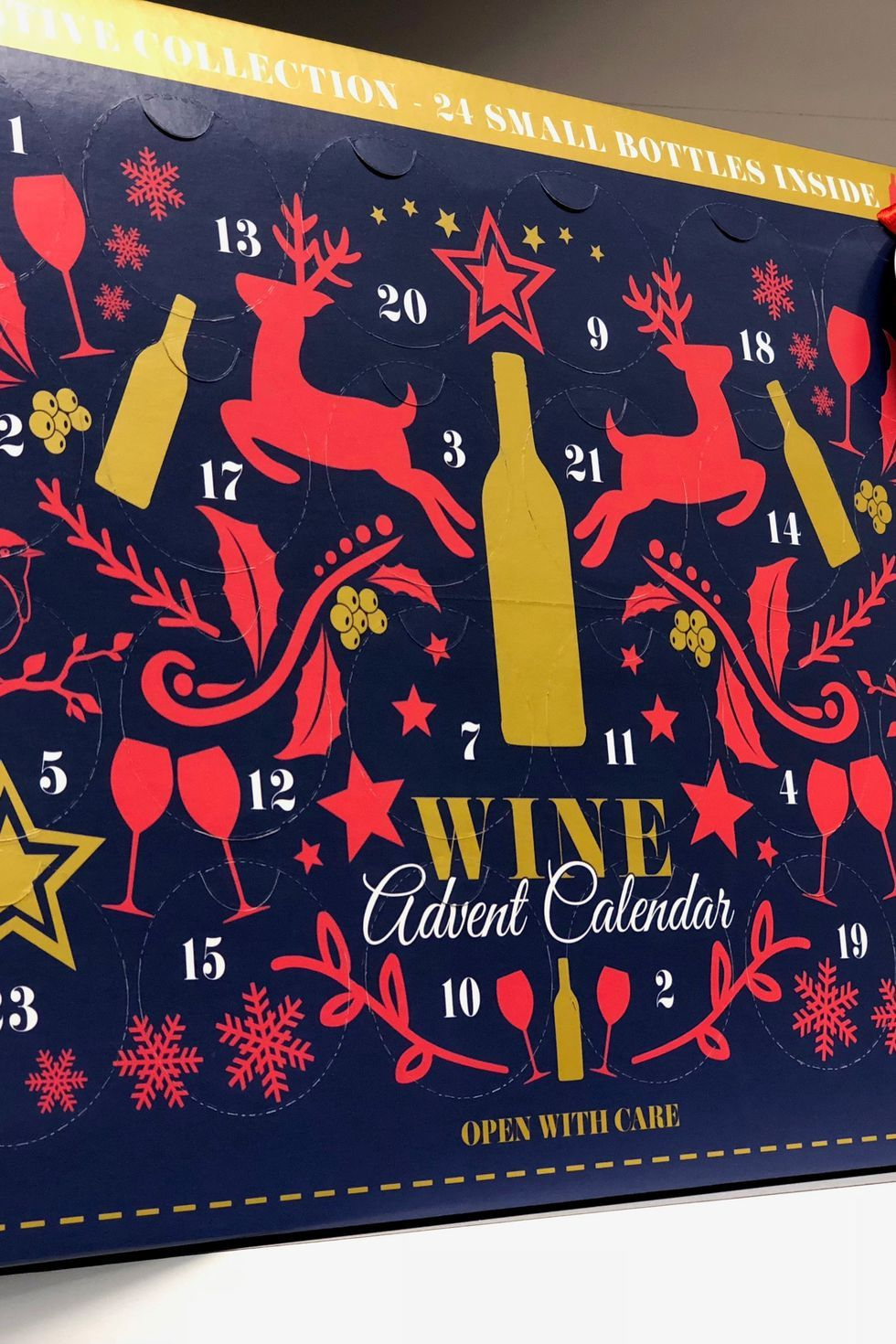These Luxury Advent Calendars Will Get You Even More Excited For Christmas Wine Advent Calendar Advent Calendar Diy Advent Calendar