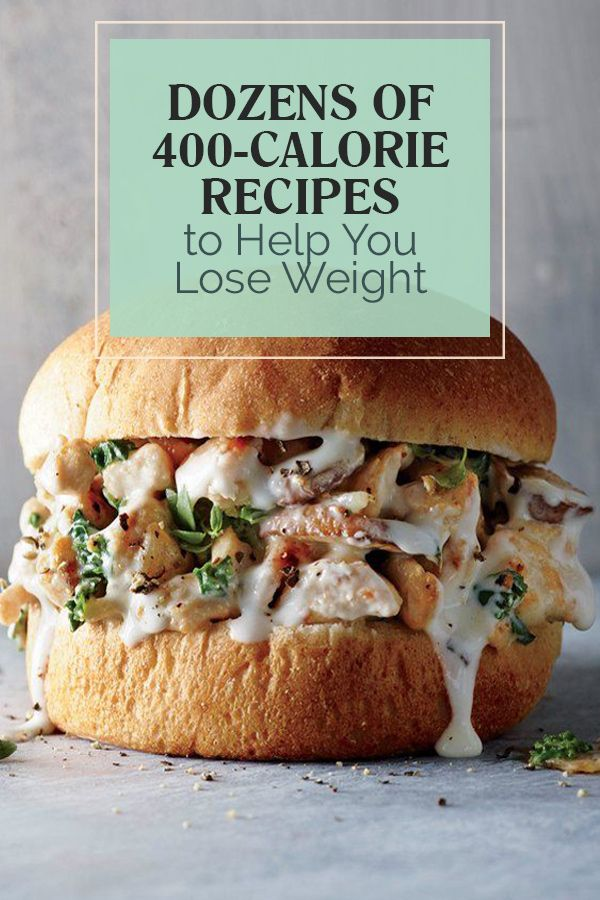 Here Are Dozens of 400-Calorie Meals to Help You Lose Weight - Cooking Light