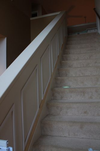 The Stairs Picture Frame Moulding Picture Frame Molding Wainscoting Styles Stairs