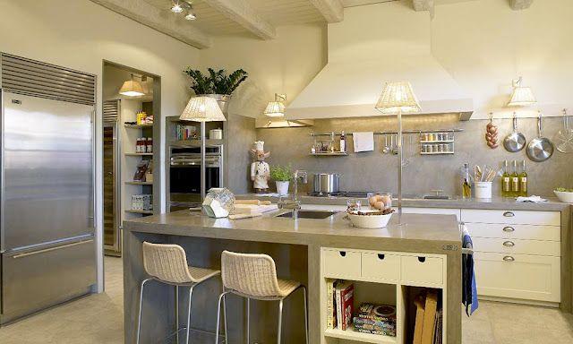 cozinha gourmet cimento queimado - Pesquisa Google Mundinha - Plan Maison Sweet Home 3d