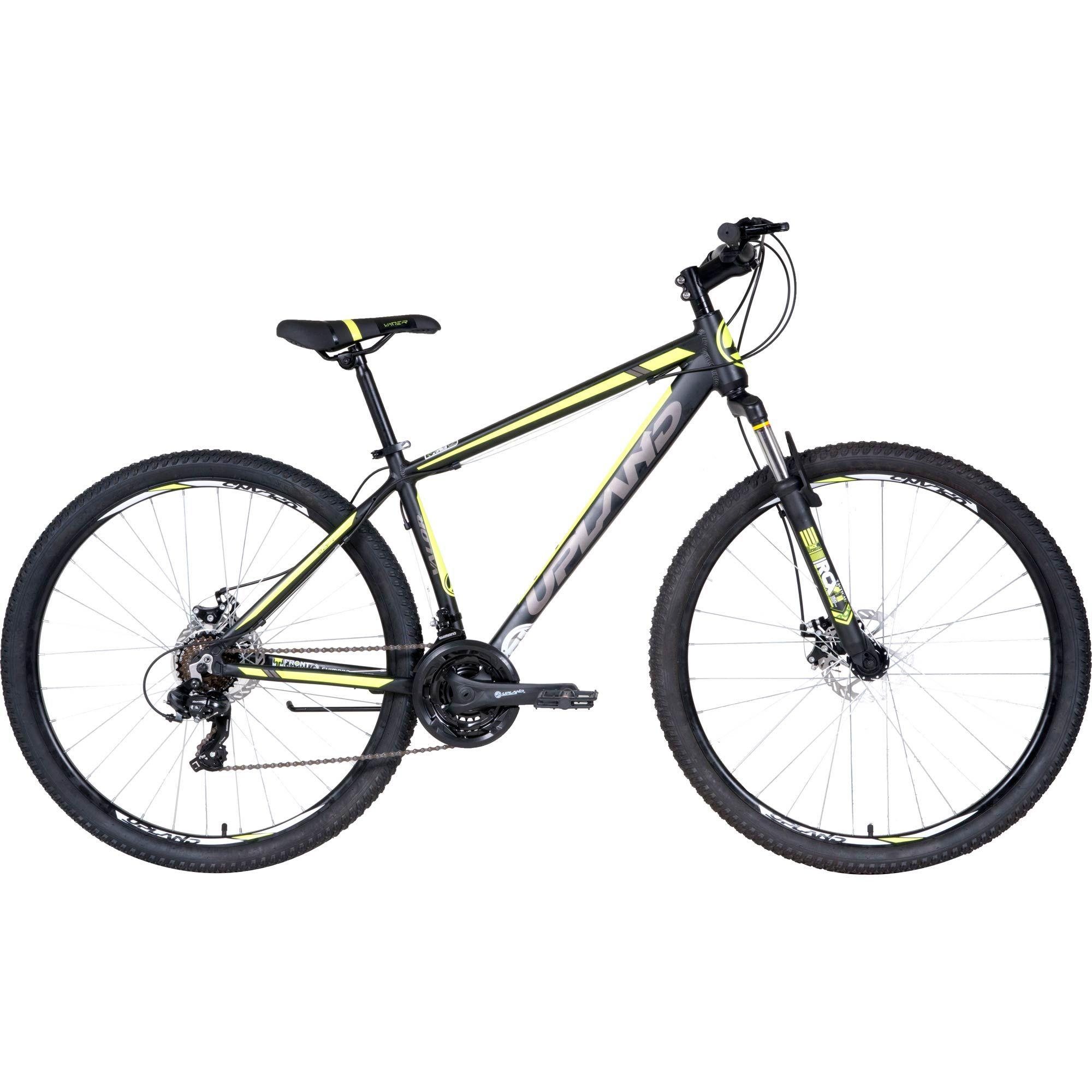 UpLand Men's Valor 29 in. Mountain Bike Mountain biking