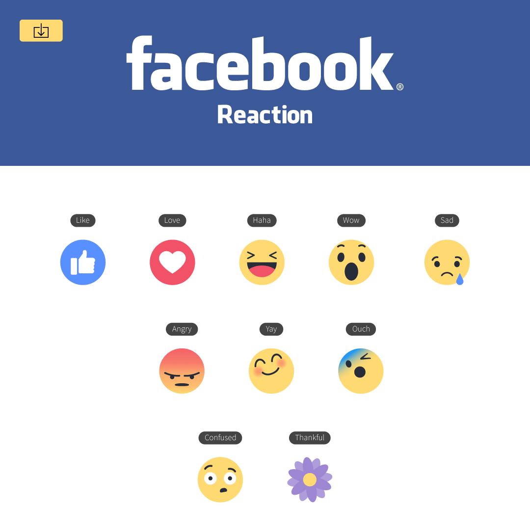 Iconos Facebook Emojis Facebook Likes Emoji Facebook