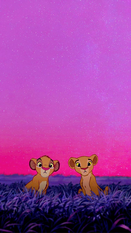 The Lion King 7 Cute Disney Wallpaper Disney Phone Wallpaper Disney Wallpaper