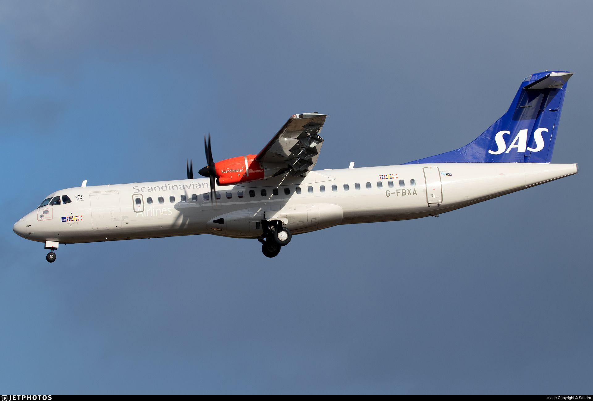 G Fbxa Atr 72 Airlines Aircraft Modeling