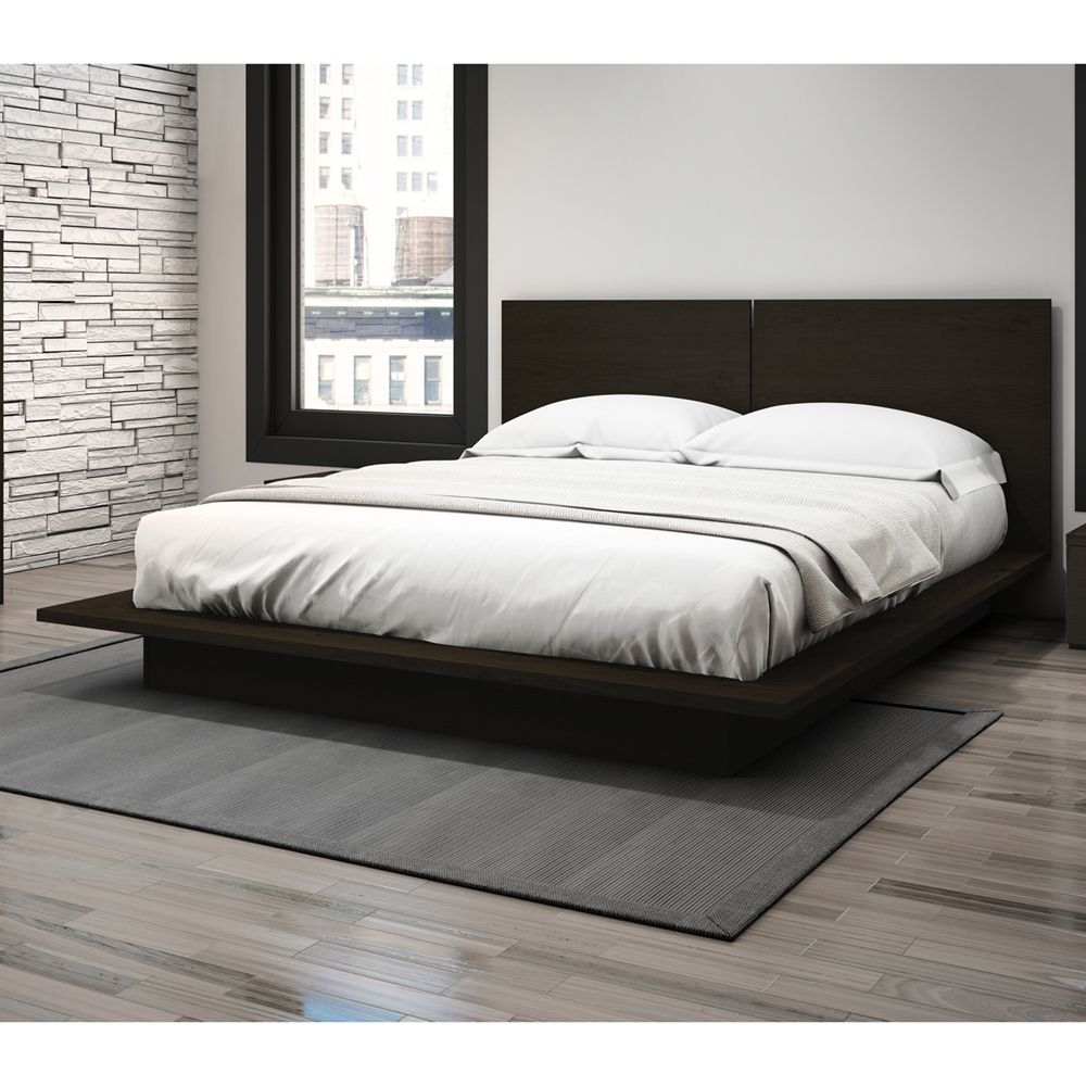 Shop Stellar Home Furniture Low Profile Bed with Headboard