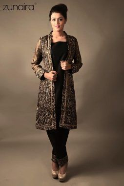 efea1c65888b3 Pakistani Party Wear Dresses, Designer Gowns, Shades Of Black, Dress  Collection, Frocks