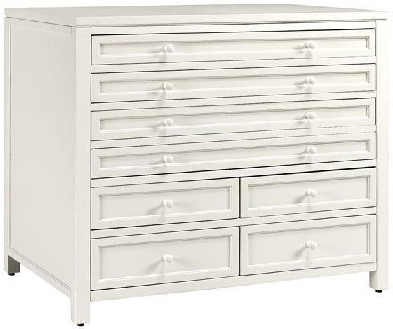 Martha Stewart Living Craft Space Eight Drawer Flat File Cabinet