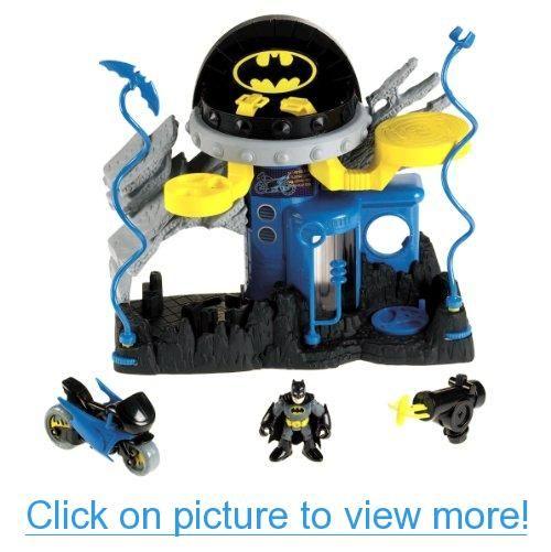 BATMAN IMAGINEXT HUGE BUNDLE BATCAVE COMMAND CENTRE VEHICLE BOAT FIGURES CHOOSE