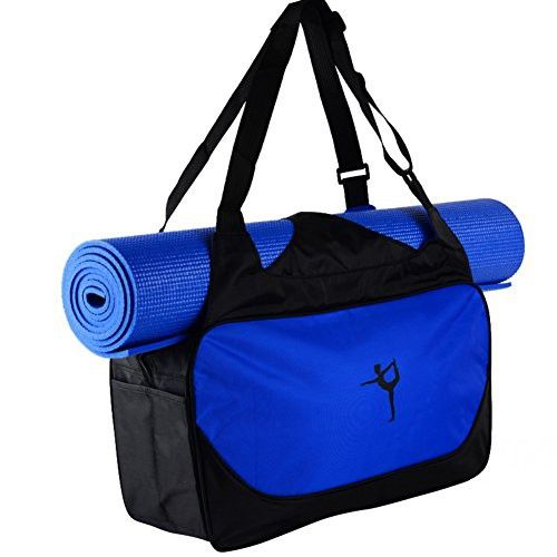 Tutuba Multifunctional Gym Shoulder Waterproof Yoga Mat Bags Carrier Mat Backpack Tote Bags Without Mat Workout Bags Yoga Bag Sports Bags Gym