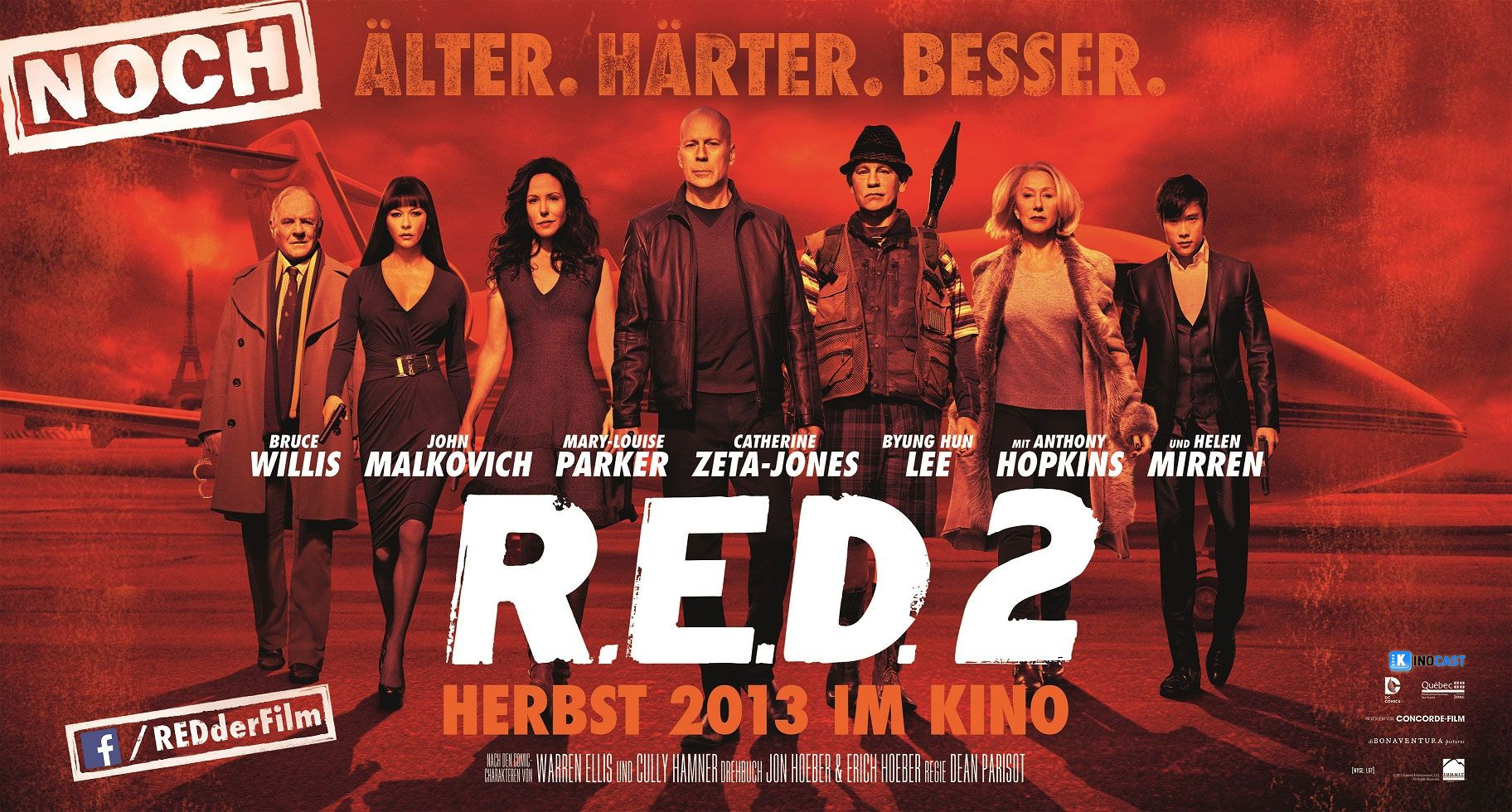 r.e.d. 2 | neue film-/serien-/ buchideen | pinterest | movie