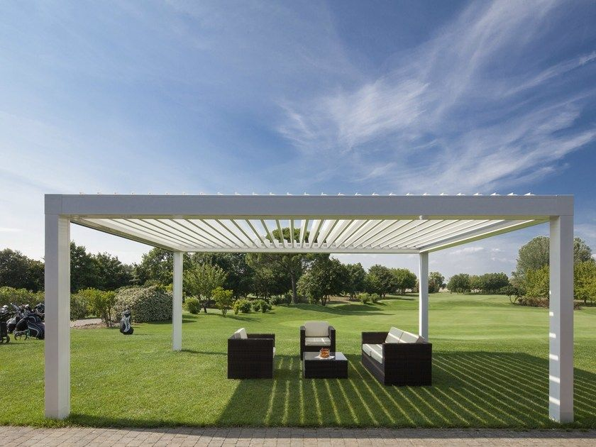 Download The Catalogue And Request Prices Of Opera Freestanding Pergola By Pratic F Lli Orioli Freestanding Pergola With Ad Pergola Aluminum Pergola Outdoor