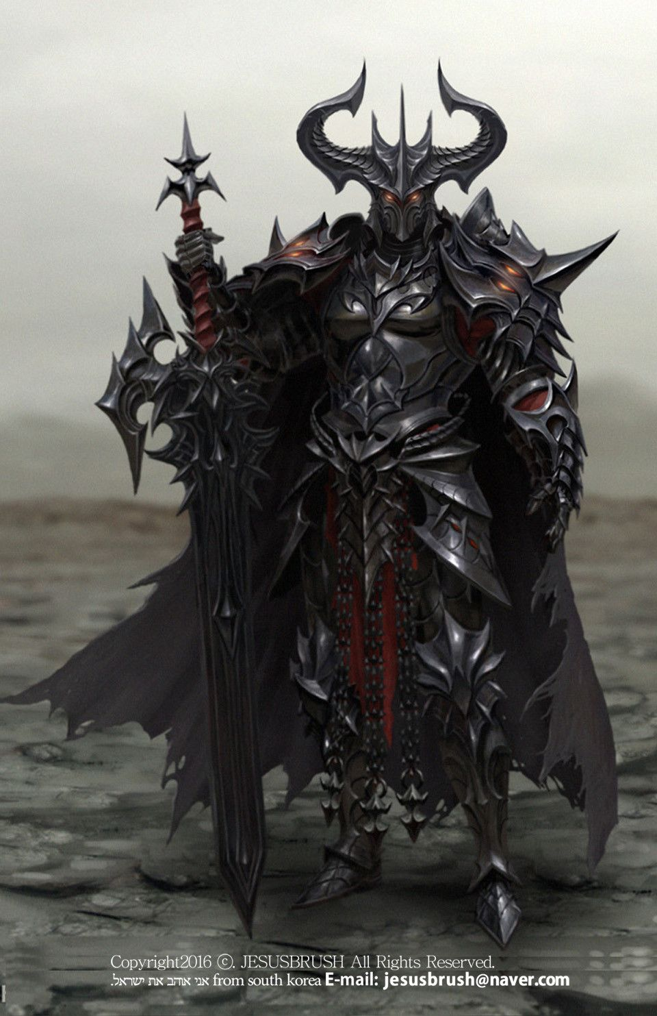 Pin By Glen Korell On Good And Evil Death Knight Fantasy Armor