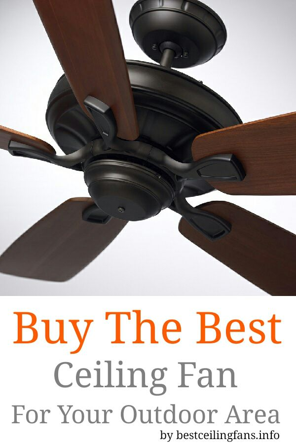 Buy The Best Ceiling Fan For Your Outdoor Area Outdoor Living Best Ceiling Fans Ceiling Fan