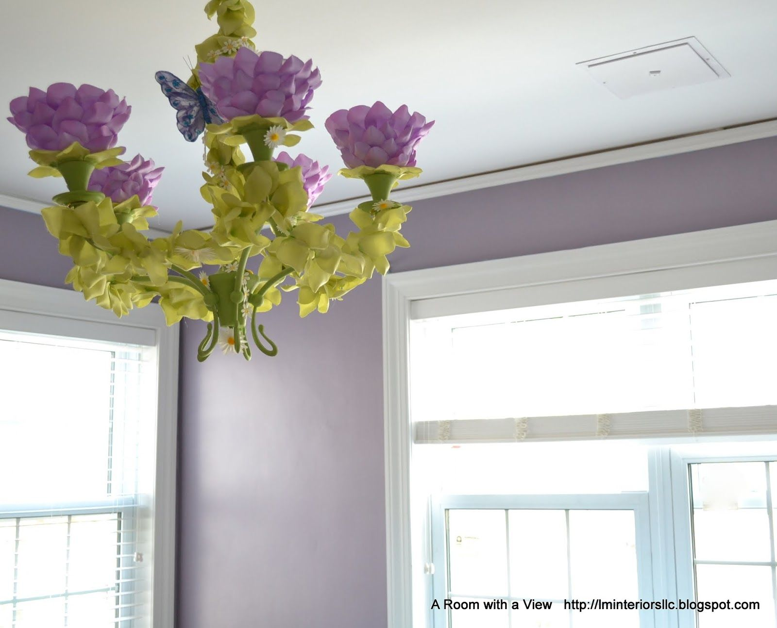 Dining Room Purple Paint Ideas Part - 49: Dining Room, Wall And Ceiling Color - Hazy Lilac By Benjamin Moore