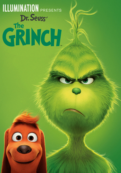 S Dr Seuss The Grinch 2018 For Rent On Dvd And Blu Ray Dvd Netflix The Grinch Movie Netflix Christmas Movies The Grinch Dvd