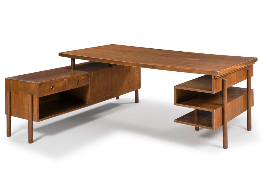 Pierre jeanneret le corbusier inventaire mobilier chandigarh