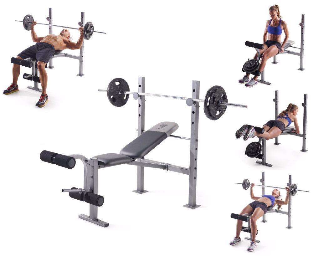 weight bench set