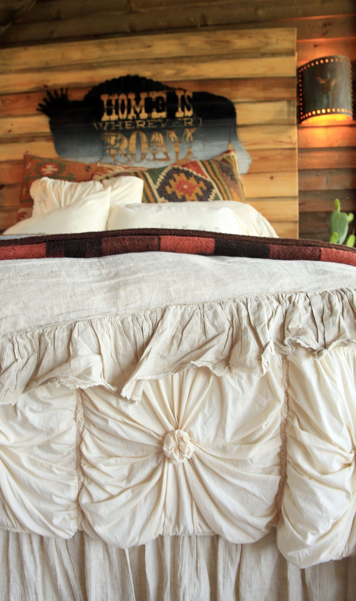 High Quality Bordertown Bedding {junk Gypsy Co}