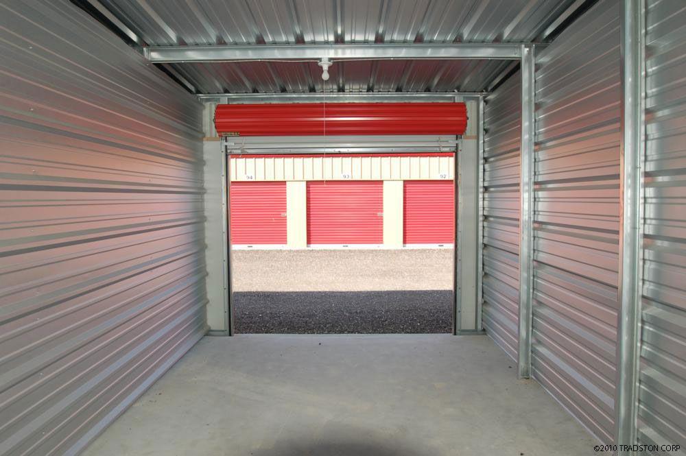 Mini Storage Unit With Galvanized Steel Frames Self Storage Mini Storage Storage Building Kits