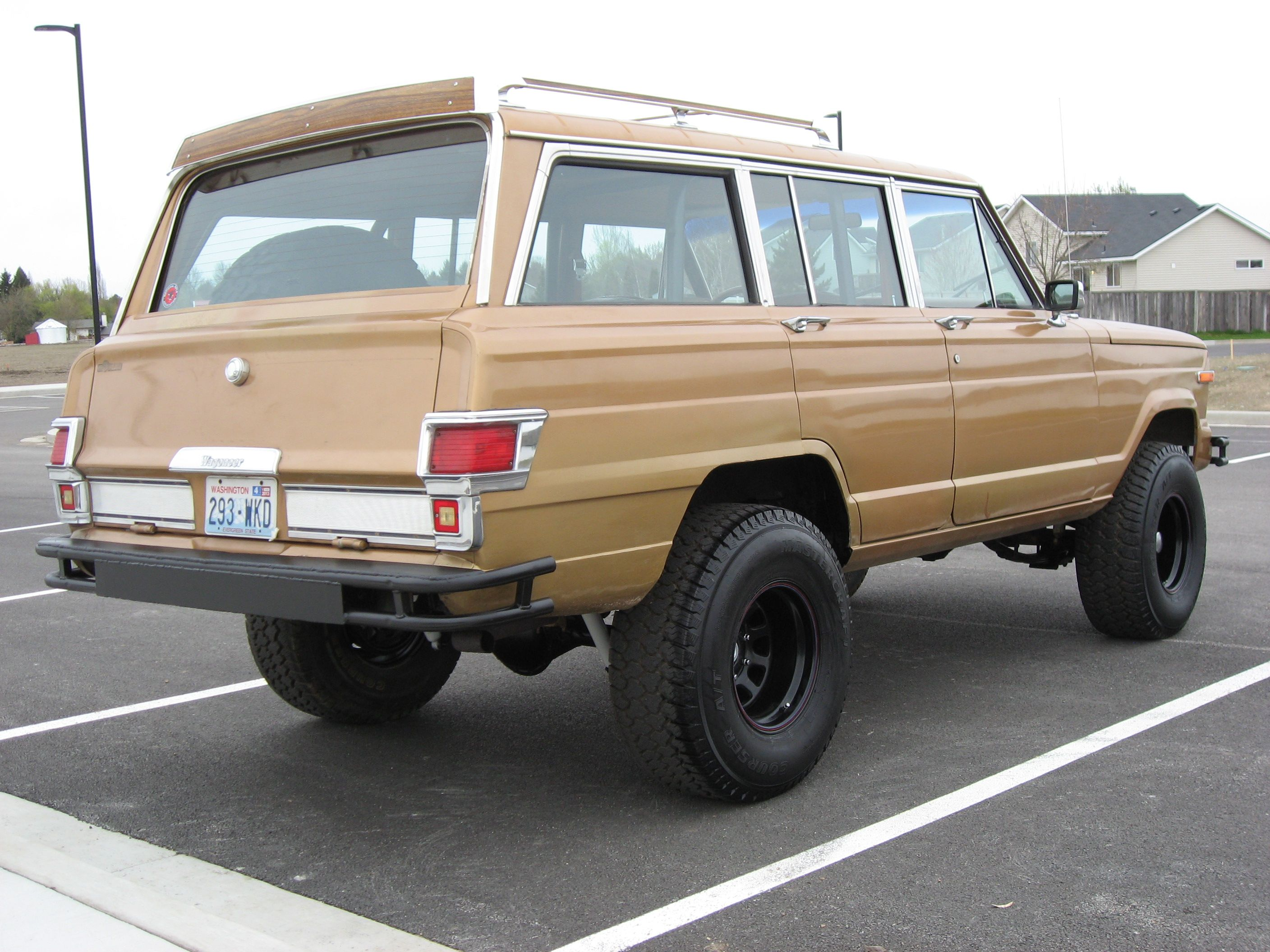 Jeep Wagoneer Lift Kit | The Wagon