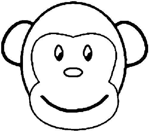 30 Amazing Homemade Graduation Gifts Monkey Coloring Pages