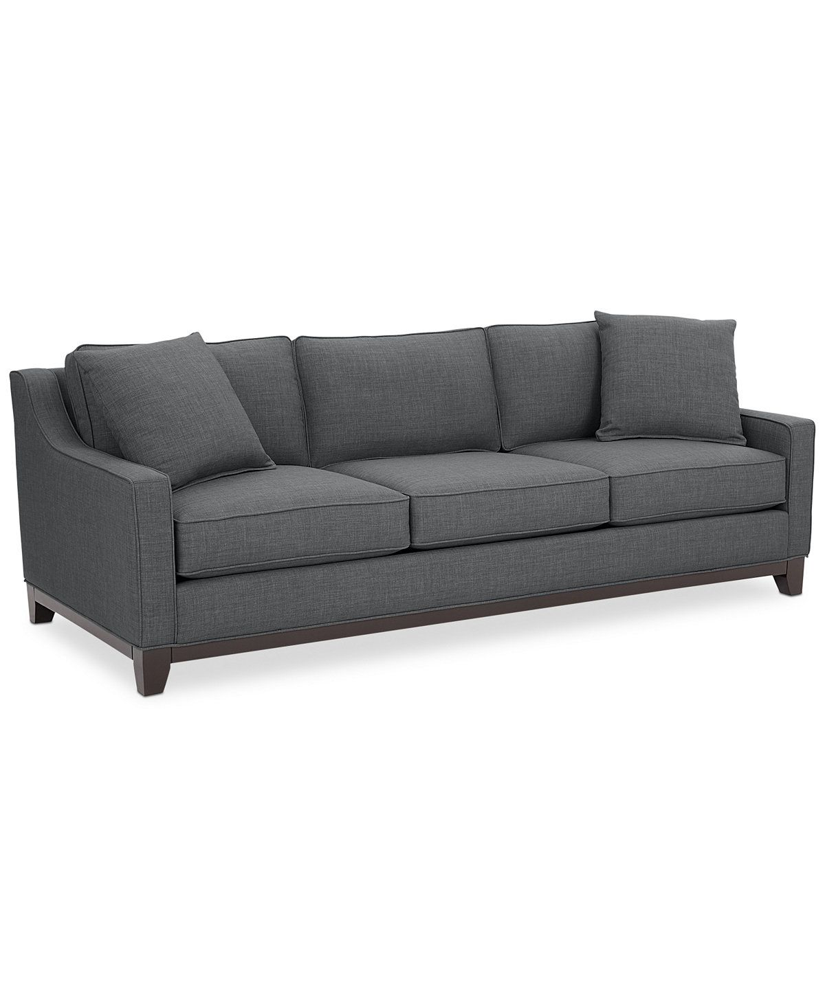 Keegan Fabric Sofa Only At Macy S Couches Sofas Furniture Macy S 90 719 Sale Price Also Dark Blue Green Fabric Sofa Furniture Sofa
