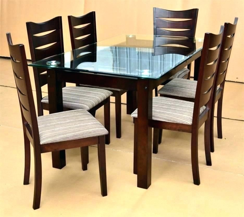 Glass Top Dining Table Sets Kitchen Table Designs Glass Breakfast
