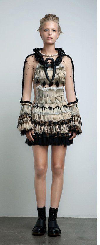 Fashion, Women's Wear, ANNE SOFIE MADSEN, Designer, Sedna AW12/13