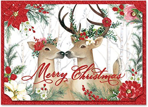 Punch studio christmas dimensional greeting cards deer fun set of 12 punch studio christmas dimensional greeting cards deer fun set of 12 learn more by visiting the image link this is an affiliate link pinterest m4hsunfo