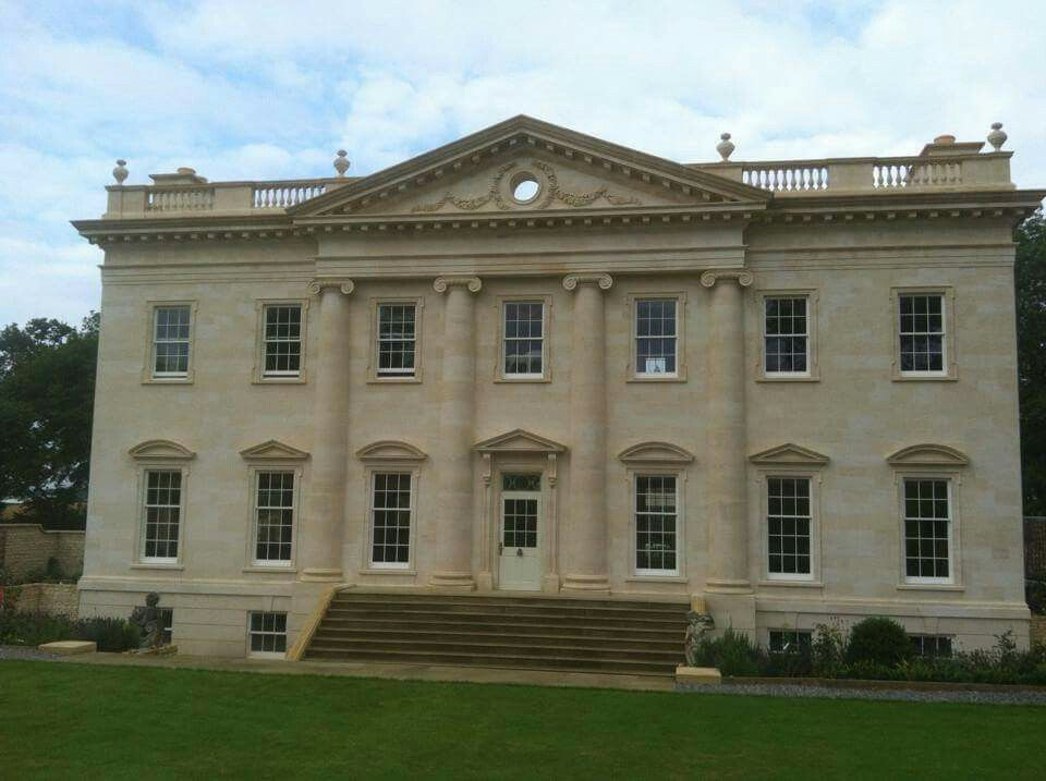 A New Country Home Near Bath Great Britain English Country