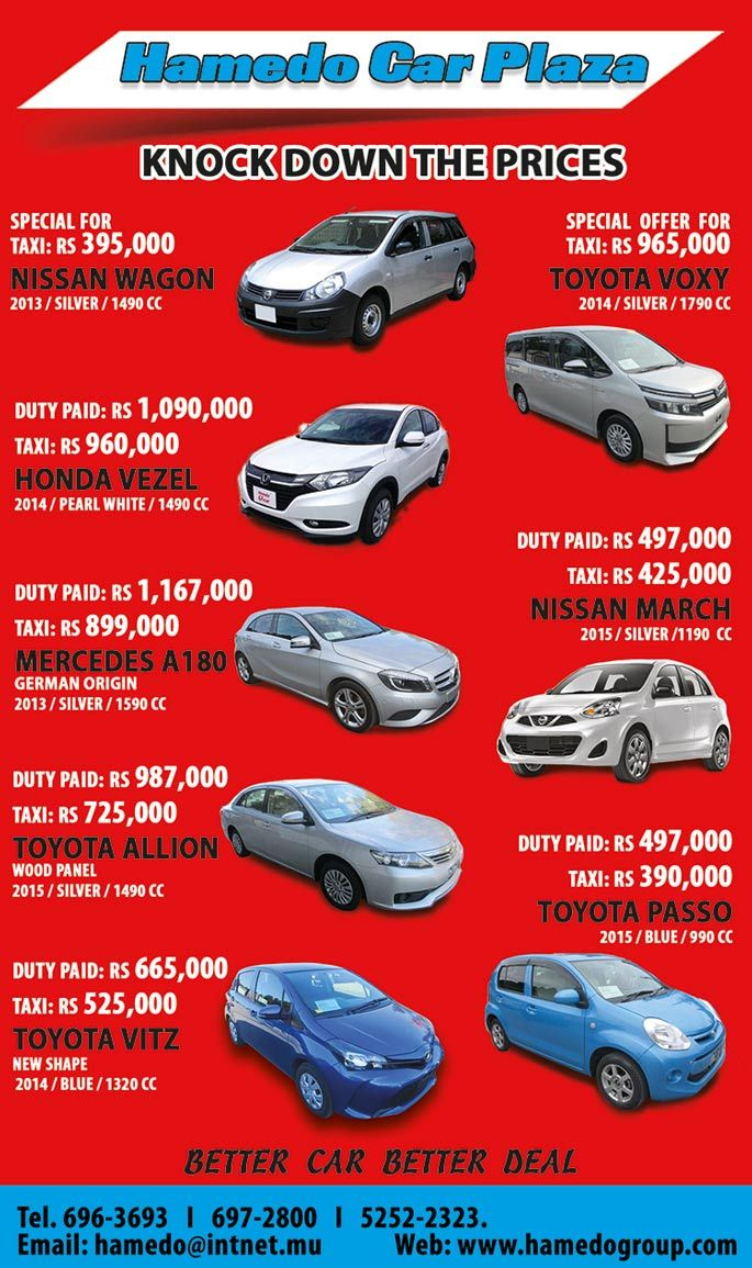 Hamedo Ltd Prices Knock Down With Hamedo Car Plaza Tel 696 3693 697 2800 Car Nissan March Knock Knock
