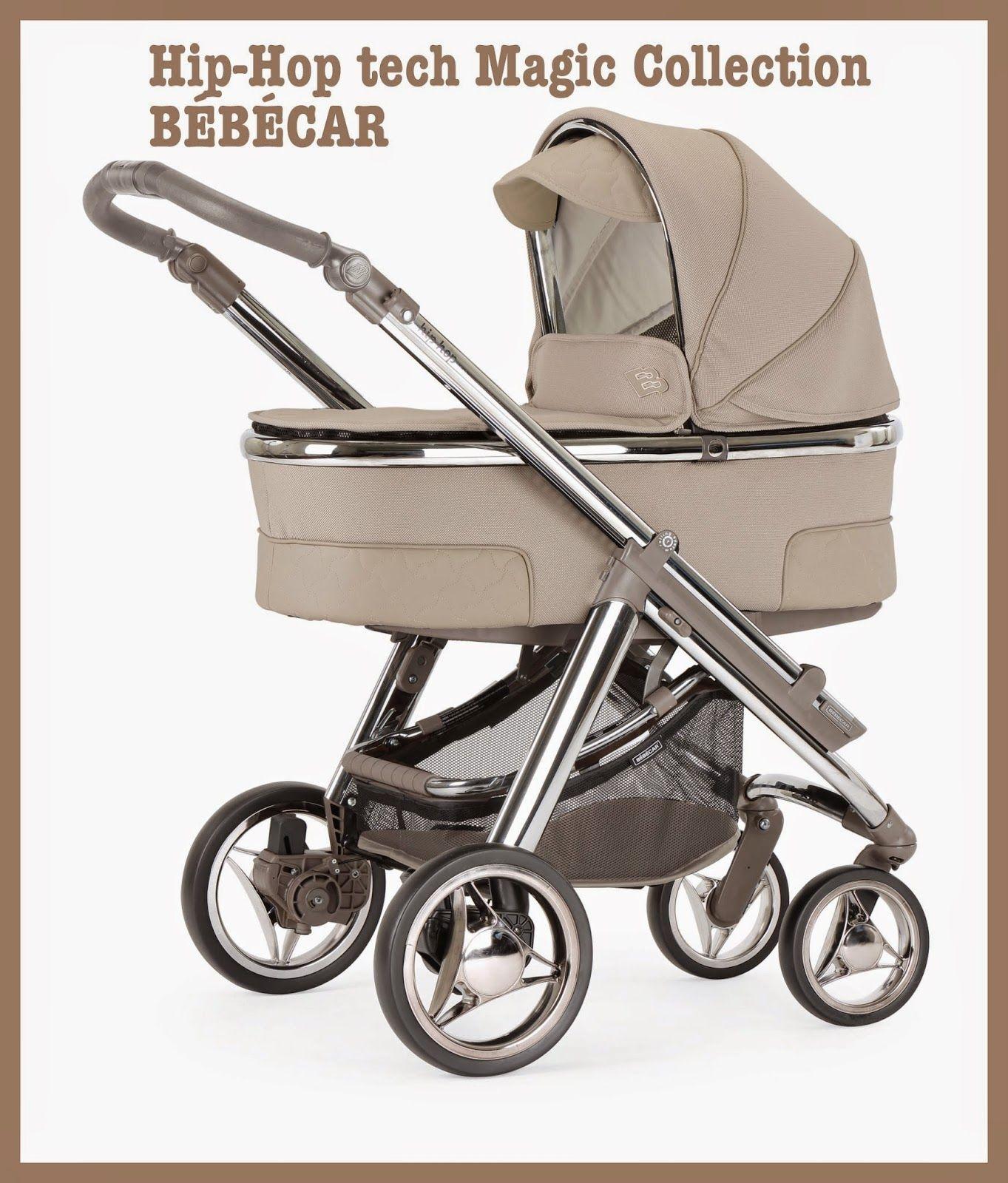 Conoces la colección de coches de bebé Privé 2015 de Bébécar