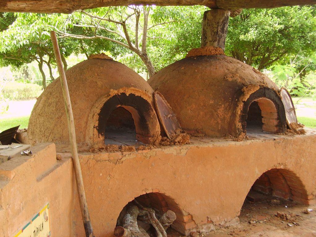 Bit cora de alfredo c mo construir un horno de barro for Como construir un horno