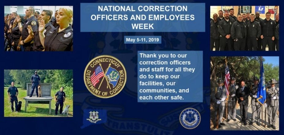 Governor Lamont Commemorates National Correctional