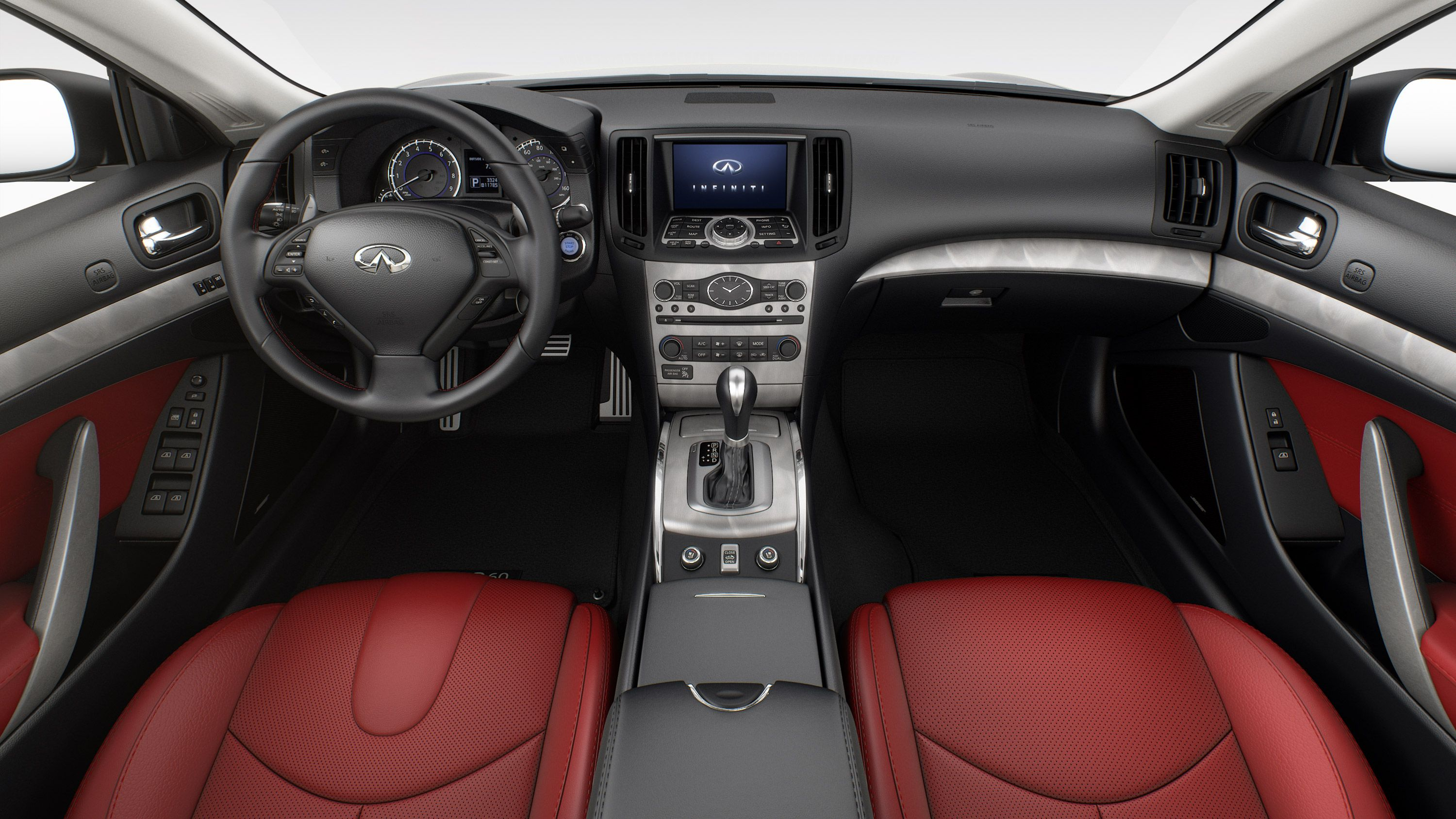 View Exterior And Interior Images Color Options And Videos Of The 2015 Infiniti Q60 Ipl