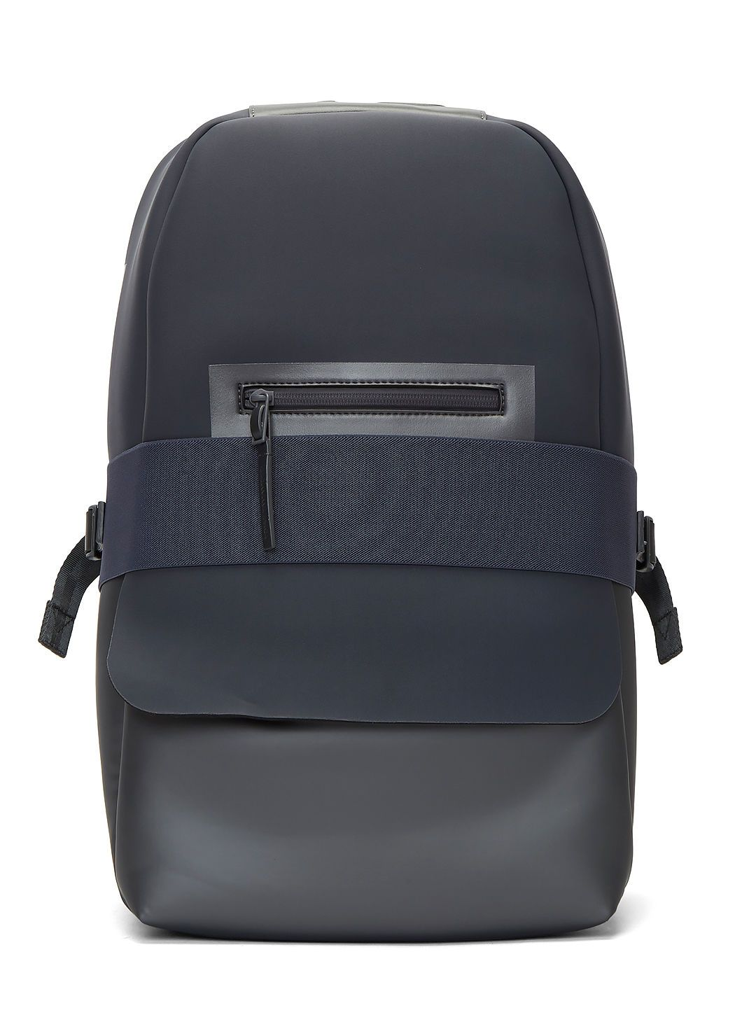 d214cb76215 Y-3 Men s Qasa Backpack in Grey.  y-3  bags  leather  polyester  backpacks