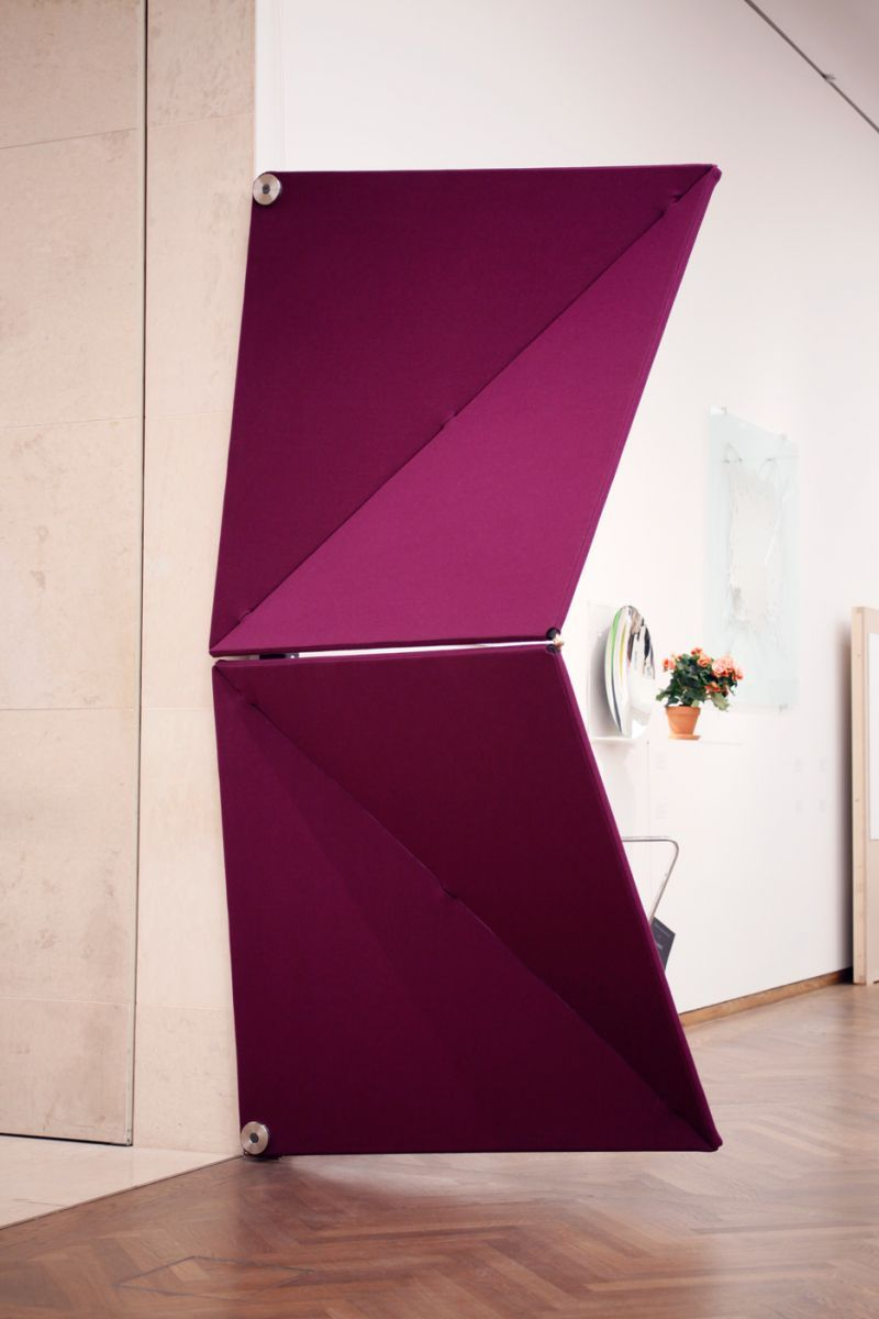 ROTATING DOOR BY KLEMENS TORGGLER Viennese Artist Klemens Torggler Has  Developed A Revolutionary Door System That Doesnu0027t Need Hinges, Rails Or A  Door ...
