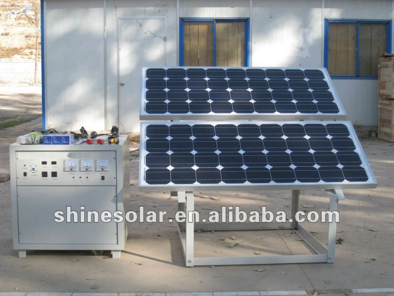 Pin By Abdelrahman Oraby On Solar Energy Systems 2kw Solar Generator Generator House Solar