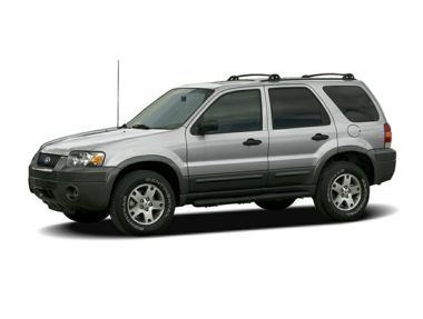 2005 Ford Escape Suv Review