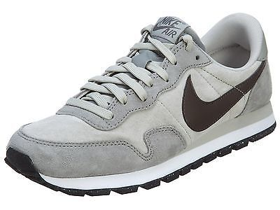 16404892d9413 Nike Air Pegasus 83 Leather Mens 616324-013 Grey Athletic Running Shoes  Size 10